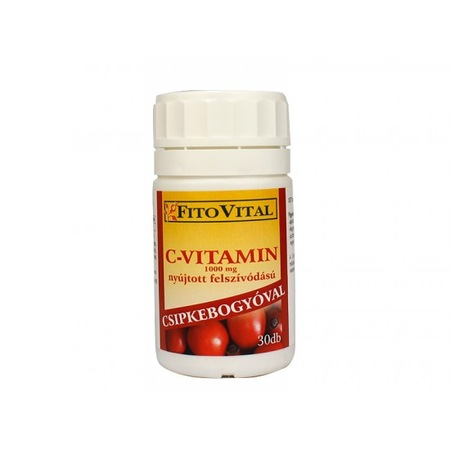 FITOVITAL C-VITAMIN 1000MG 30DB